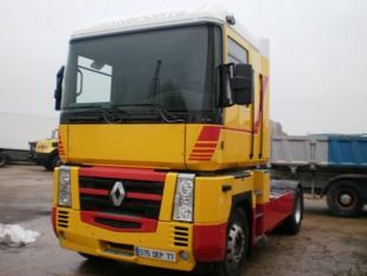 Pay for Renault MAGNUM DXi 400 440 480  Service / Workshop Manual