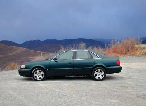 Pay for AUDI A6 100 1991-1997 REPAIR SERVICE MANUAL