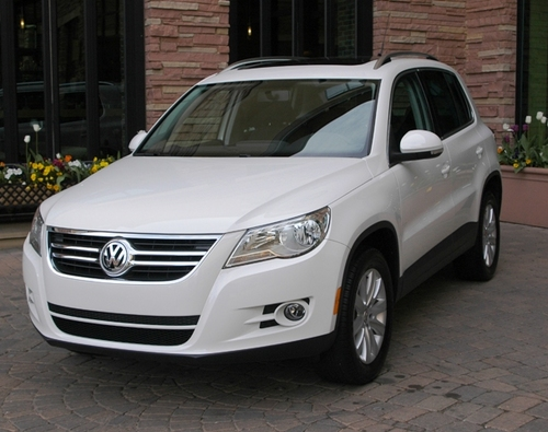 volkswagen tiguan   service repair manual  manua