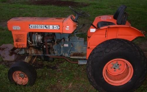 Kubota L245 Tractor Parts : Kubota l