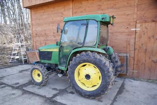 pay for john deere 4510 4610 4710 tractor factory repair john deere 4610 shop manual John Deere 4610 Review