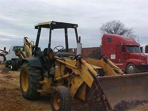Ford 555c Backhoe Parts : C ford tractor parts