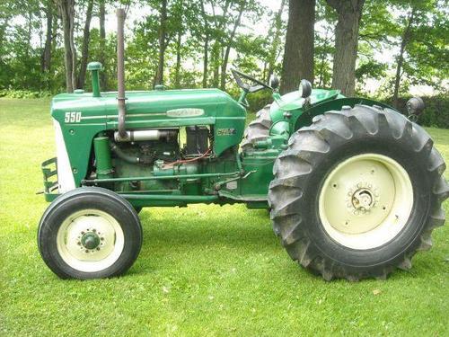 Oliver Super 55hc 55 550 Hc Tractor Service Manual