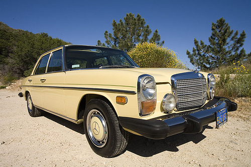 Pay for Mercedes-Benz W114/W115 FACTORY Repair Manual 1968-1976