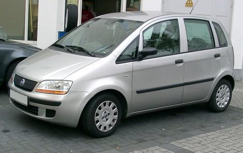 Pay for Fiat IDEA 2003-2007 Service Repair Manual