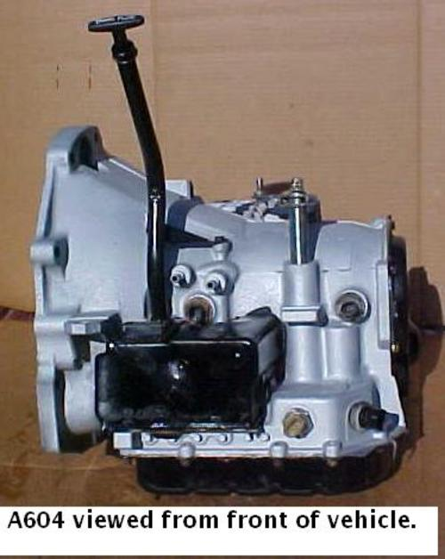 Rebuild Automatic Transmission >> CHRYSLER DODGE 41TE 604 AUTOMATIC TRANSMISSION REBUILD MANUAL - Dow...