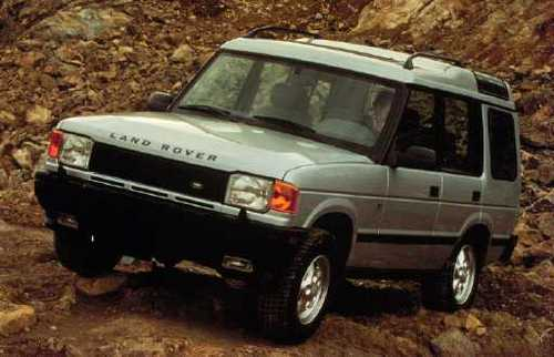 Free Land Rover Discovery Workshop Service Manual Download thumbnail