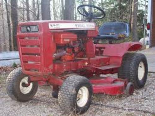 Pay for Toro Wheel Horse D-160 Series Service Manual
