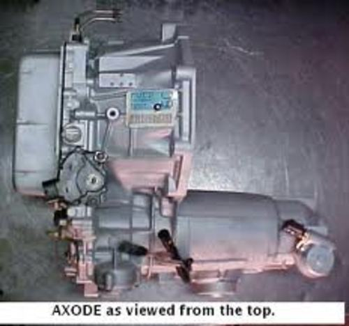 Ford 2000 Tractor Automatic Transmission : Ax s axode automatic transmission rebuild manual