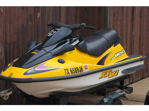 Pay For 1996 2002 Kawasaki Jet Ski 1100ZXi Watercraft Service Repair