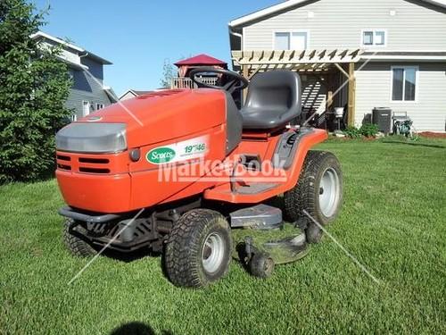 Scotts Lawn Tractor S2046 Wiring Diagram : Scotts lawn mower parts manual sevenstonesinc