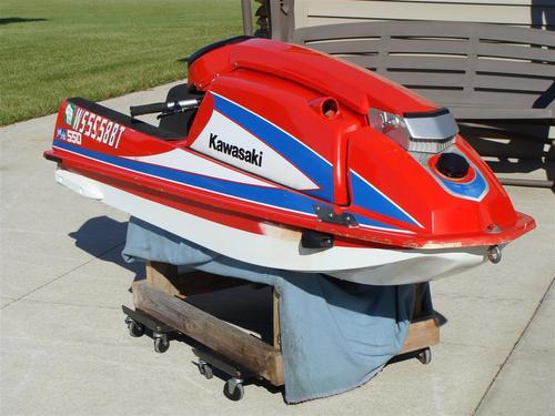 1992 1998 Kawasaki Jet Ski Watercraft Service Repair Manual Tradebit