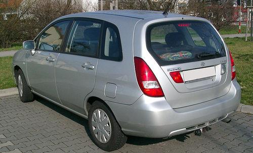 Suzuki Liana 1996-2007 Repair Service Manual