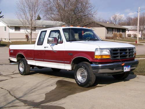 96 Ford F150 For Sale