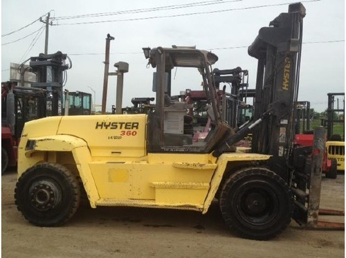 Free HYSTER BIG TRUCK FORKLIFT REPAIR and PARTS MANUAL Download thumbnail