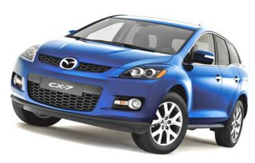 Pay for MAZDA CX7 2007-2008 SERVICE REPAIR MANUAL