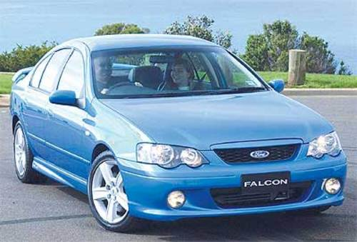 Pay for FORD FALCON 2002-2003 SERVICE REPAIR MANUAL 2003