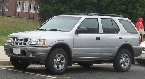 Pay for ISUZU RODEO 1998-2004 REPAIR SERVICE MANUAL