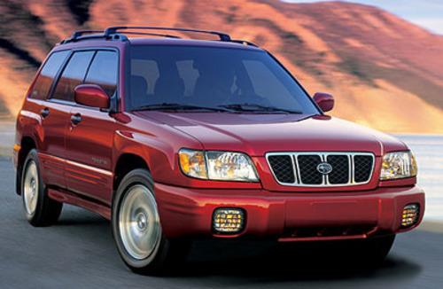 Subaru Forester 1997-2002 Service Repair Manual