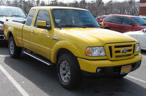 2007 ford ranger repair manual