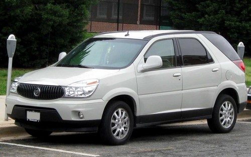 BUICK RENDEZVOUS 2002-2007 SERVICE REPAIR MANUAL
