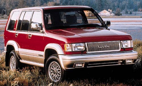 ISUZU TROOPER 1995-2002 SERVICE REPAIR MANUAL 1996 1997 1998 ...