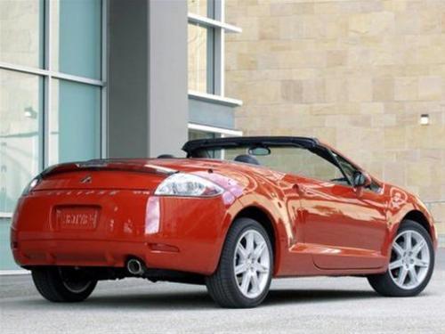 Mitsubishi Eclipse 2006