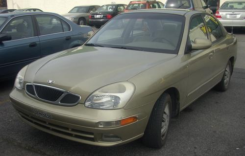 daewoo nubira 1997 2002 service repair manual