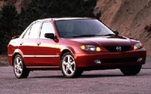 2001 mazda protege manual transmission