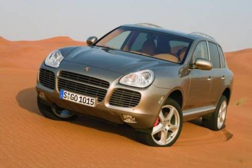 PORSCHE CAYENNE 2003-2008 SERVICE REPAIR MANUAL