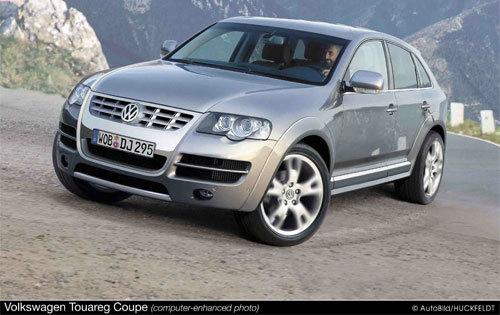Volkswagen Touareg (2002-2006)