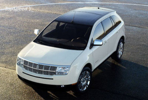 lincoln mkx 2007 2009 service repair manual 2008. Black Bedroom Furniture Sets. Home Design Ideas