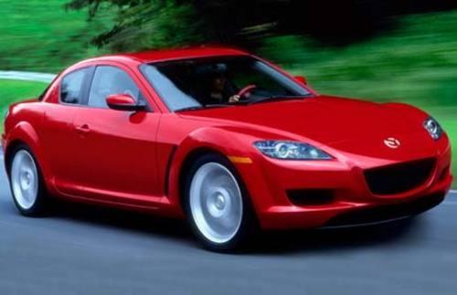 Mazda Rx-8 2004-2008 Service Repair Manual