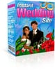 Thumbnail readymade affiliate and article wedding website in php