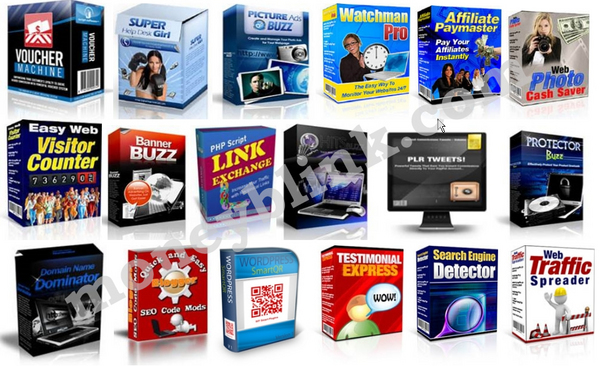Pay for Internet Marketing Tools Collection With MRR