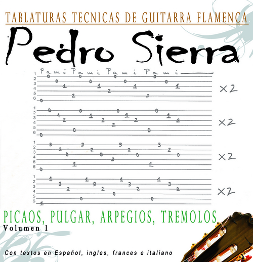 Pay for TABLATURAS-TECNICAS-DE-GUITARRA-PEDRO-SIERRA