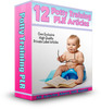 Thumbnail 12 Potty Training PLR Articles