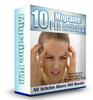 Thumbnail 10 Migraines PLR Articles + 50 Bonus Migraine PLR Articles