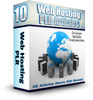 Thumbnail 10 Web Hosting PLR Articles