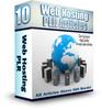 Thumbnail 10 Web Hosting PLR Articles