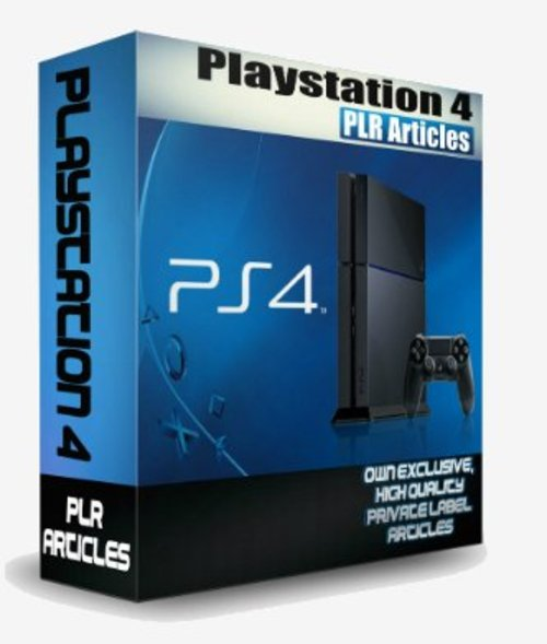 Pay for 10 PlayStation 4 PLR Articles - PS4 PLR