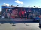 Thumbnail Comic Book Mural