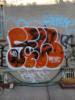 Thumbnail Orange Wall Graffiti Lettering