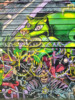 Thumbnail Tagged over green monster and other comic heroes
