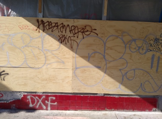 Pay for Half N Half Graff