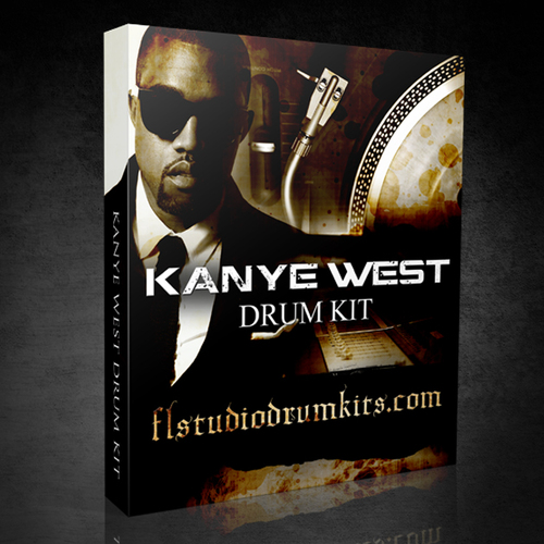 Pay for KANYE WEST DRUM KIT