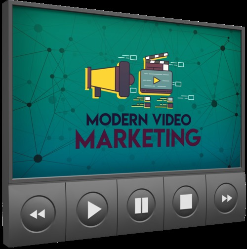Pay for Modern (Youtube) Video Marketing - Training Videos