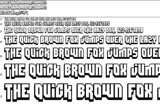Free Fonts - 6500 Free TTF Fonts (X) - WebpagePublicity