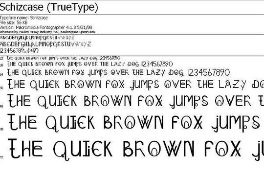 how to use downloaded truetype font file