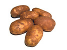 Thumbnail Potatoes Stock Photo - Royalty Free Image